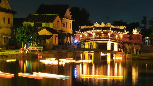 Chùa Cầu – Cầu Nhật Bản